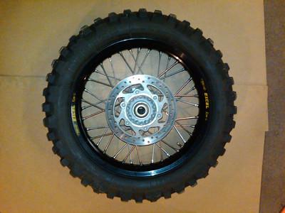 KTM 950 Dirt Wheels