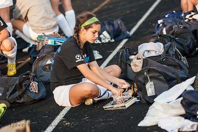 2012 PHS Girls Soccer vs Charlestown Sectional