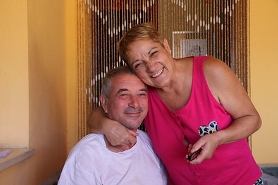 2018-10-01 Friends - A visit with Riccardo and Liliana