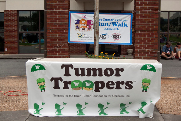 Tumor Trooper Run/Walk Rome, GA