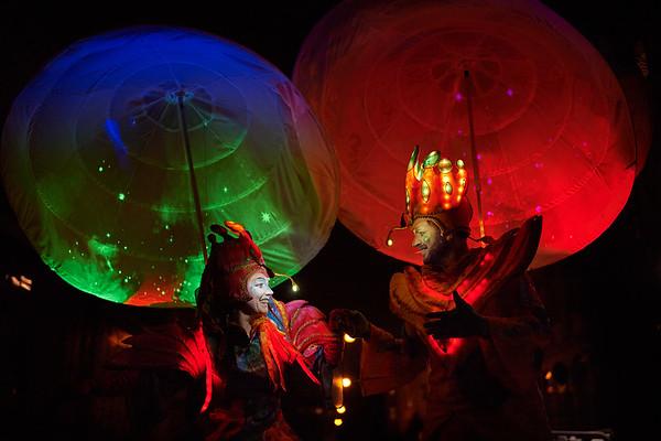 Bremer Karneval 2018 - Verschollen im Weltall