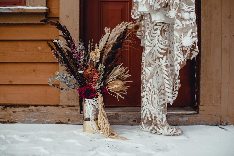 Requiem Images - Luxury Boho Winter Mountain Intimate Wedding - Seven Springs - Laurel Highlands - Blake Holly -48.jpg