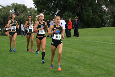 2014 Grand Valley State University Cross Country