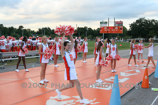 Freshman Cheerleading