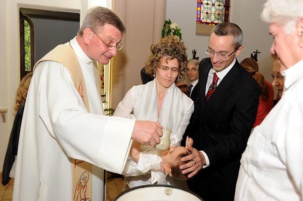 Baptême de Carmela