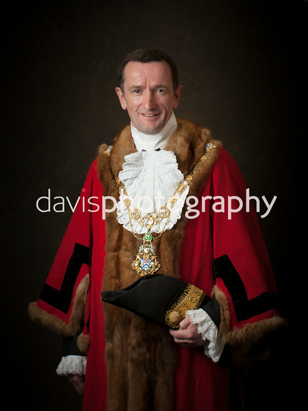 Lord Mayors Portrait