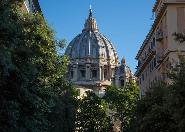 Ariverderci, Roma