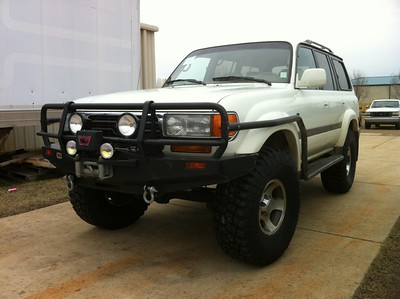 1997 FZJ-80 Collector's Edition