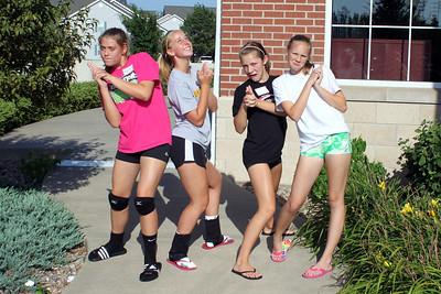 20100719 WSU Volleyball Camp