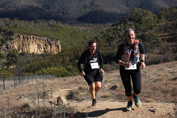 "Sri Chinmoy ""Tuggeranong Trot"" trail race, Sunday 30 June 2019"