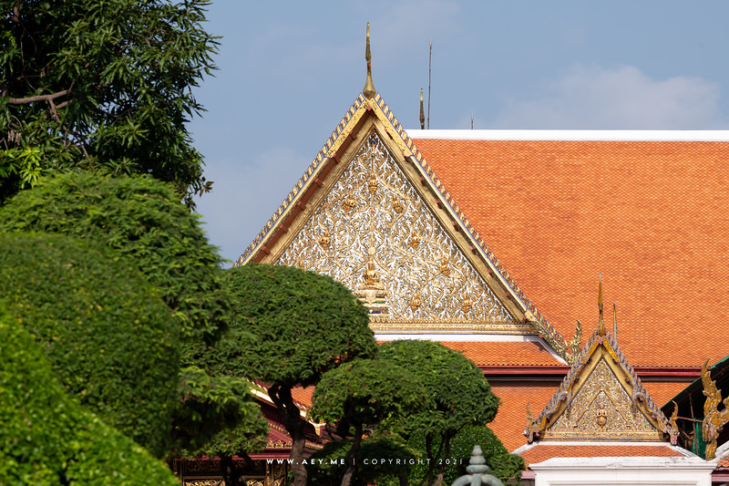 Phra Wiman (Exterior)