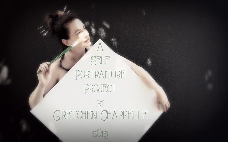 Self Portraiture Project 2o13