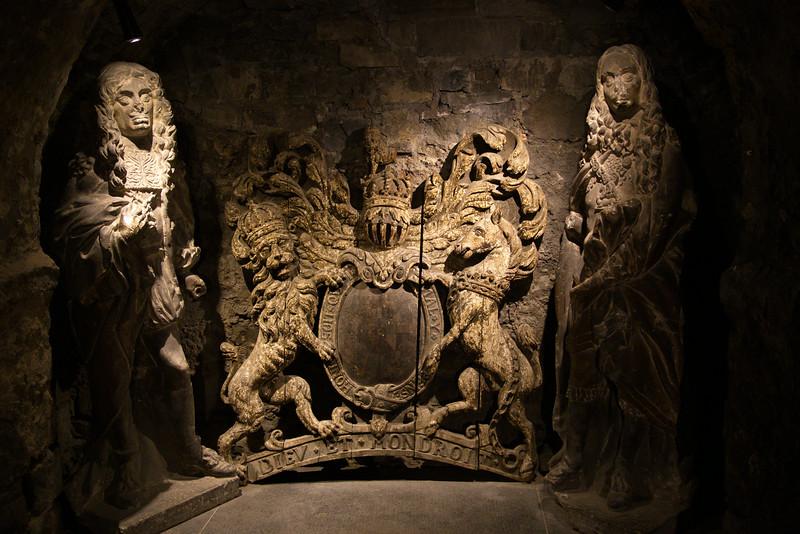Dublinia, original Viking Settlement, Dublin.