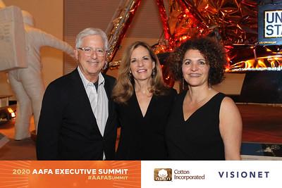 American Apparel & Footwear Association (AAFA) Executive Summit 2020 Closing Dinner