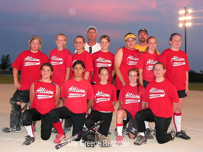 Softball Middle School