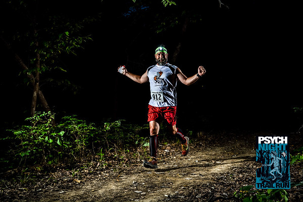 Psych Night Trail Run - 2018