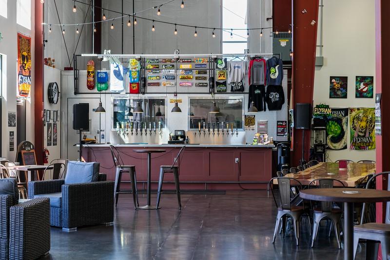Elysian Taproom in Georgetown, Seattle