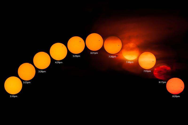 Transit of Venus (2012-06-05)