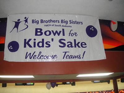 "Big Brother Big Sister Of South Alabama YMCA ""Bowl for Kids' Sake"""