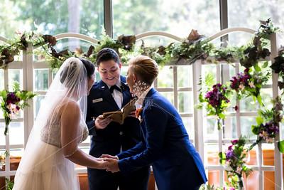 Kelly & Taylor • Ceremony & Family Portraits