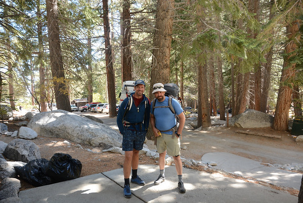 Mt Whitney Mountaineers Route Oct 9-11, 2014