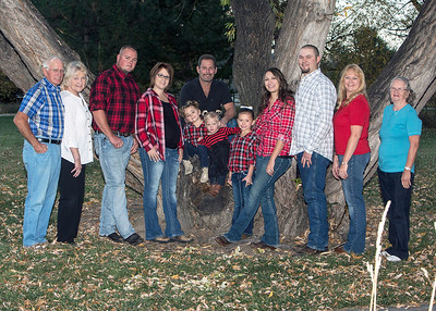 2016 Shetler Family Pictures - Proofs