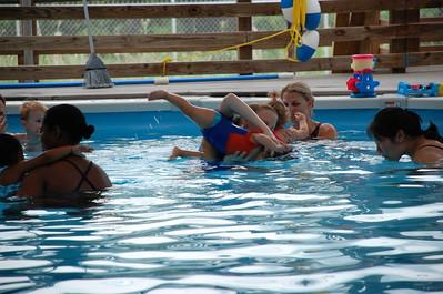 July 14, 2008 - Splish Splash More Swimming