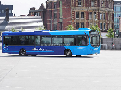 Blackburn Bus Station 05-08-2018