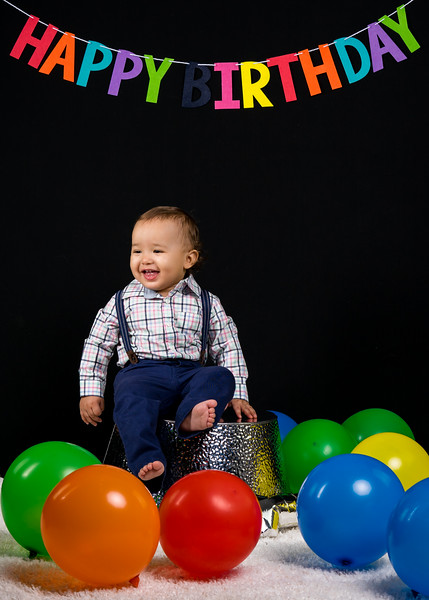 Darian's First Birthday