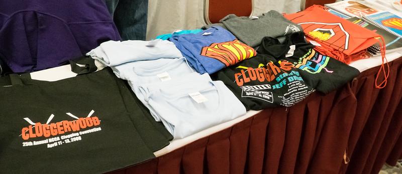 NCCA T-shirts