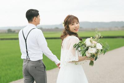 Pre-wedding | Omo + Jason