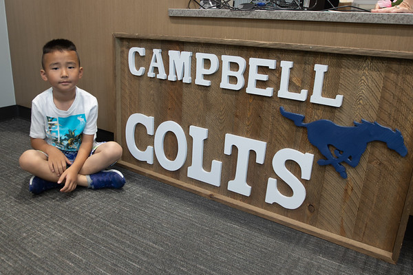 Campbell Elementary Update