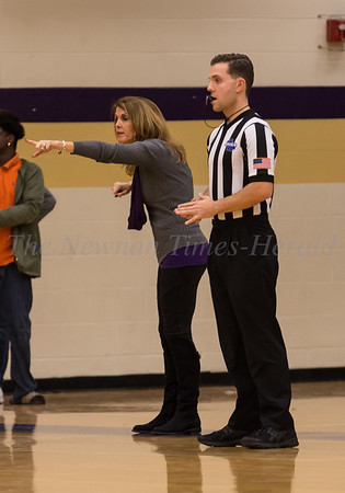 East Coweta-Spalding Girls Basketball 12/12/17