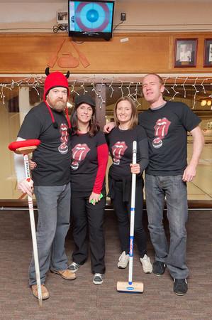 2012 Curling Super Battle Challenge!