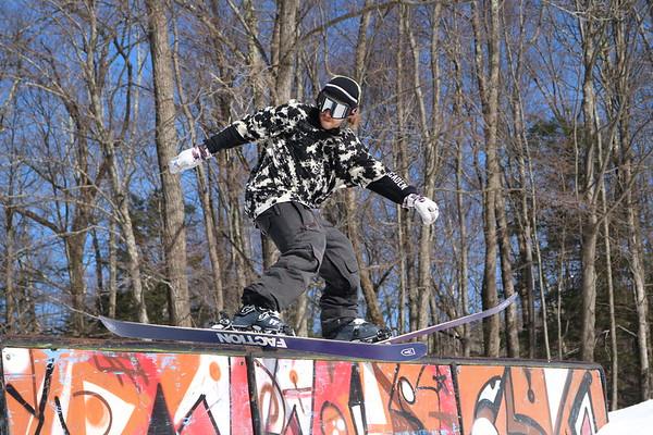 Gettin' Sendy Park Jam at Ski Butternut - 030919