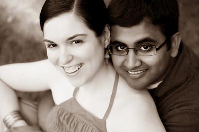Natalie & Nevin - Engagement Photos