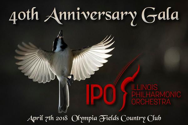 IPO 40th Anniversary Gala