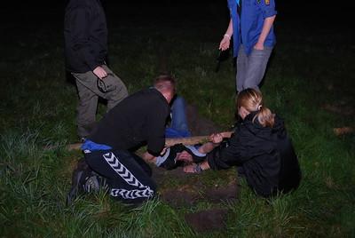 Klump-træning Efterår 2009