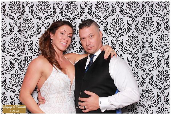Gregory & Rachelle Wedding