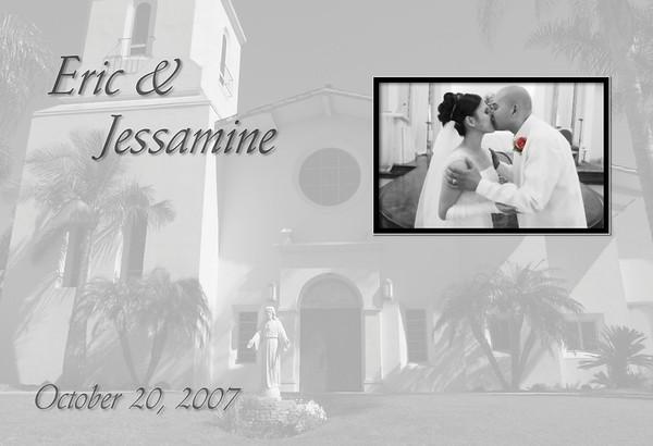 Eric & Jessamine's Wedding Album