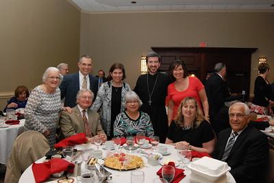 Community Life - Saint Photios Awards Banquet - April 22, 2017