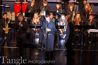 Band - Jazz Concert (2013-11-20)