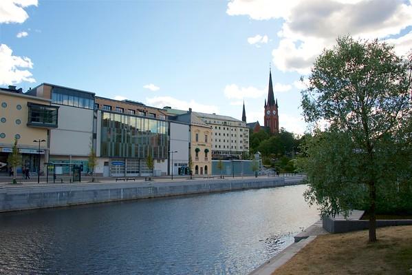 20180616 Sverige, Sundsvall