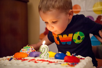 Brooks Turns Two!