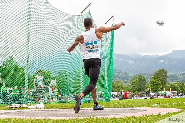 Hypomeeting Götzis 2019, Decathlon Discus