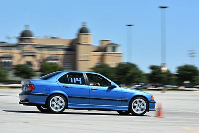 BMW CCA Autocross - September 12, 2015