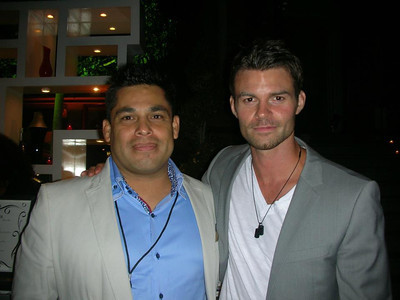 CW Network Fall Launch Party - Sept. 2011