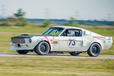 David Cheever - 67 Mustang