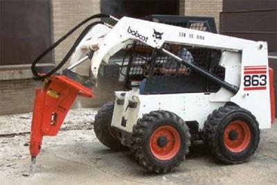 H2XA Hydraulic Hammer