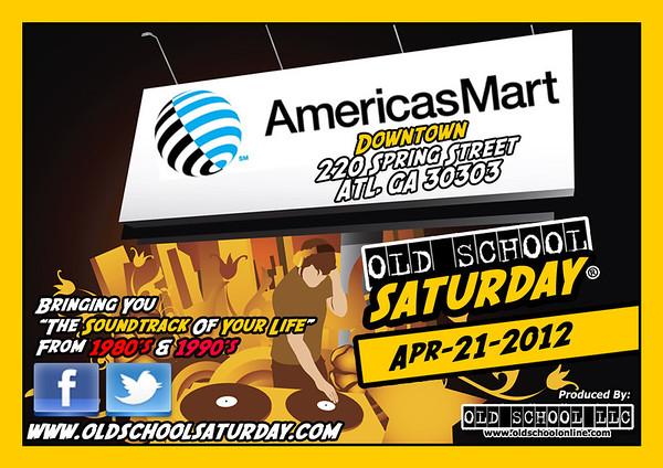 Apr-21-2012 ::: OSS at AmericasMart ::: Atlanta, GA, USA